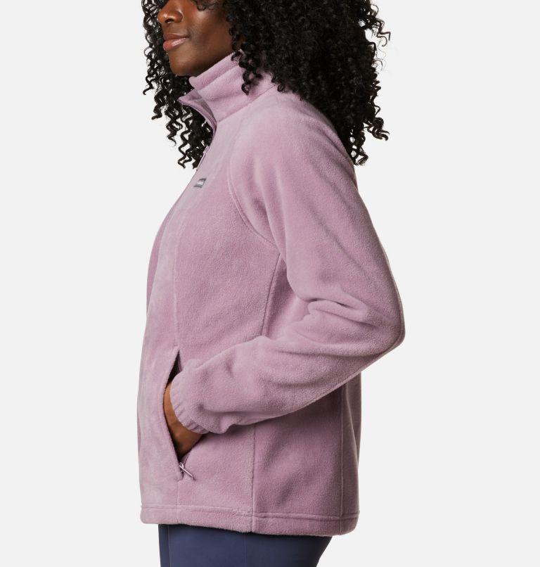 Benton Springs™ Full Zip | 549 | S Women's Benton Springs™ Full Zip Fleece Jacket, Winter Mauve, a1