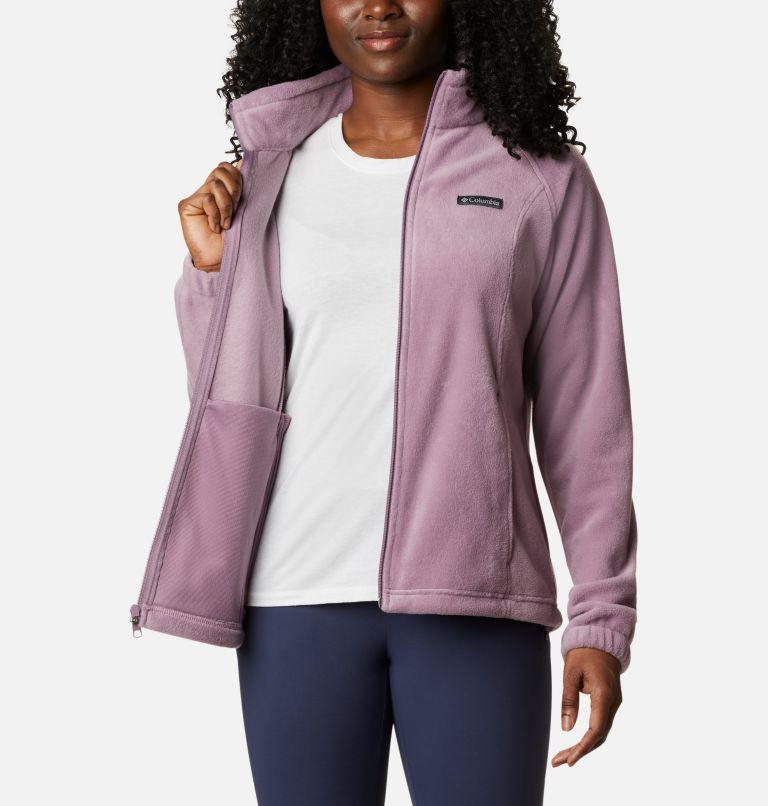 Benton Springs™ Full Zip | 549 | S Women's Benton Springs™ Full Zip Fleece Jacket, Winter Mauve, a3