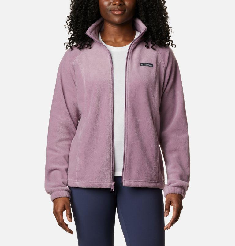 Benton Springs™ Full Zip | 549 | S Women's Benton Springs™ Full Zip Fleece Jacket, Winter Mauve, front