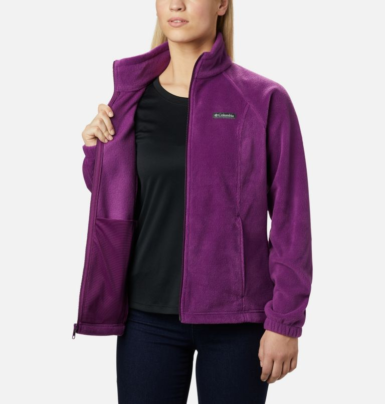 Women's Benton Springs™ Full Zip Fleece Jacket Women's Benton Springs™ Full Zip Fleece Jacket, a4