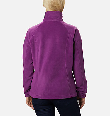 Women's Benton Springs™ Full Zip Fleece Jacket Benton Springs™ Full Zip | 671 | L, Plum, back