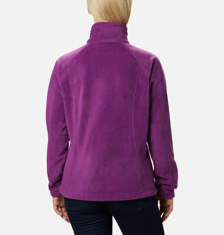 Women's Benton Springs™ Full Zip Fleece Jacket Women's Benton Springs™ Full Zip Fleece Jacket, back