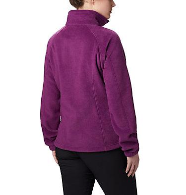 Women's Benton Springs™ Full Zip Fleece Jacket Benton Springs™ Full Zip | 619 | L, Wild Iris, back