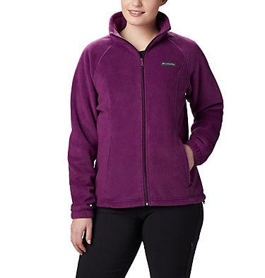 Women's Benton Springs™ Full Zip Fleece Jacket Benton Springs™ Full Zip | 619 | L, Wild Iris, front