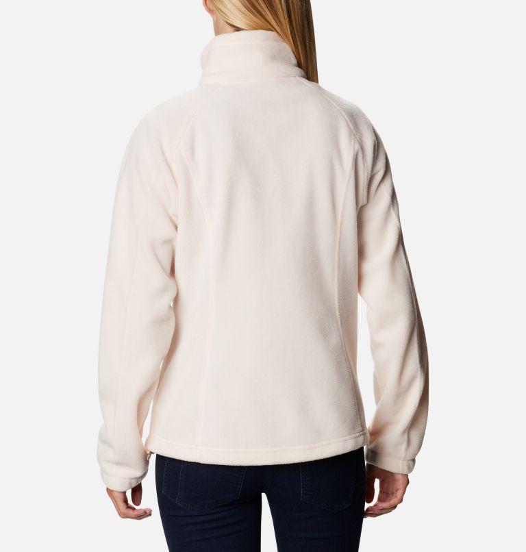 Benton Springs™ Full Zip | 886 | XS Women's Benton Springs™ Full Zip Fleece Jacket, Peach Quartz, back