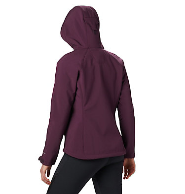 Women's Phurtec™ II Softshell Jacket Phurtec™ II Softshell | 522 | S, Black Cherry, back