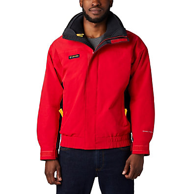 Men's Bugaboo™ 1986 Interchange Jacket Bugaboo™ 1986 Interchange Jack | 613 | S, Mountain Red, Black, front