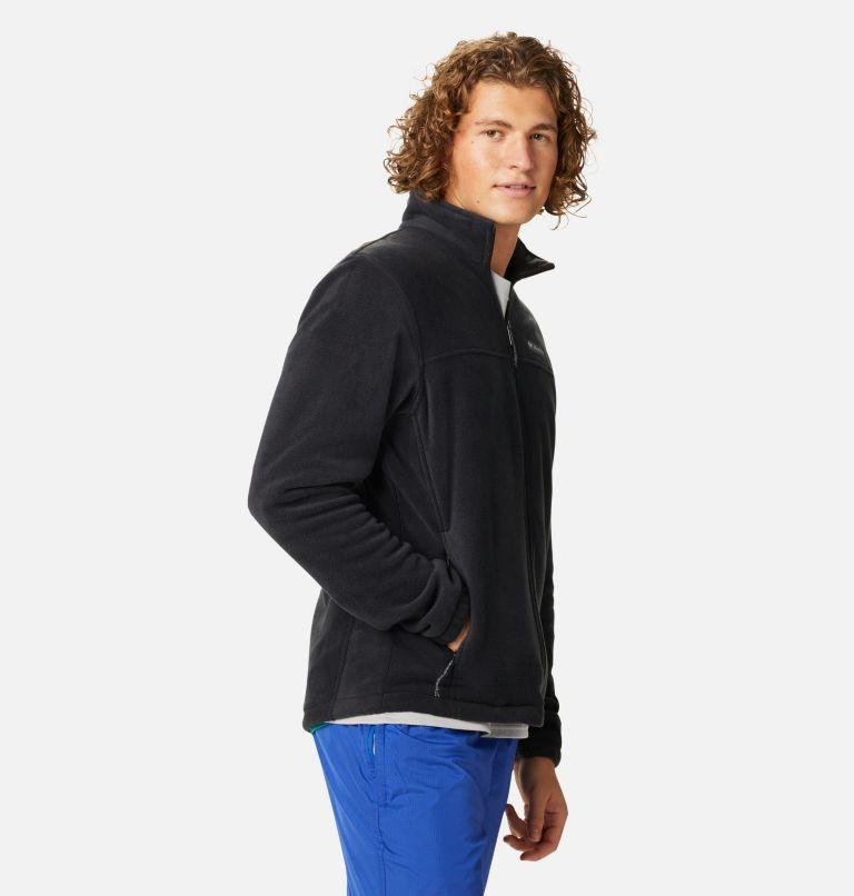 Steens Mountain™ Full Zip 2.0 | 010 | L Men's Steens Mountain™ 2.0 Full Zip Fleece Jacket, Black, a1
