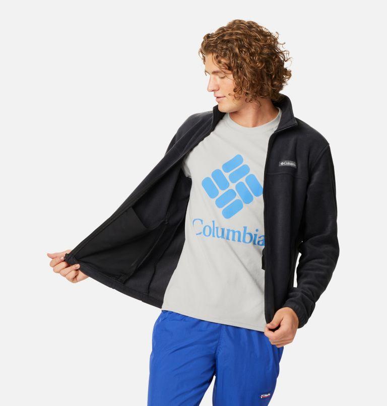 Steens Mountain™ Full Zip 2.0   010   XL Men's Steens Mountain™ 2.0 Full Zip Fleece Jacket, Black, a3