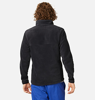 Men's Steens Mountain™ 2.0 Full Zip Fleece Jacket Steens Mountain™ Full Zip 2.0 | 835 | XL, Black, back