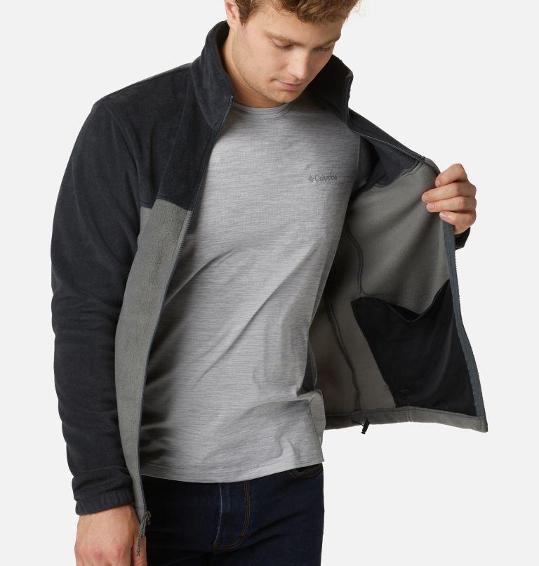 Steens Mountain™ Full Zip 2.0 | 011 | XL Men's Steens Mountain™ 2.0 Full Zip Fleece Jacket, Black, Grill, a3