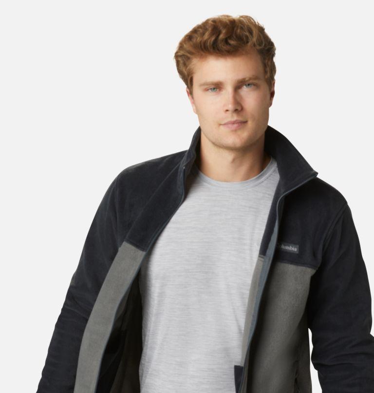 Steens Mountain™ Full Zip 2.0 | 011 | L Men's Steens Mountain™ 2.0 Full Zip Fleece Jacket, Black, Grill, a5