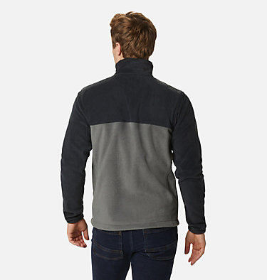 Men's Steens Mountain™ 2.0 Full Zip Fleece Jacket Steens Mountain™ Full Zip 2.0 | 024 | M, Black, Grill, back