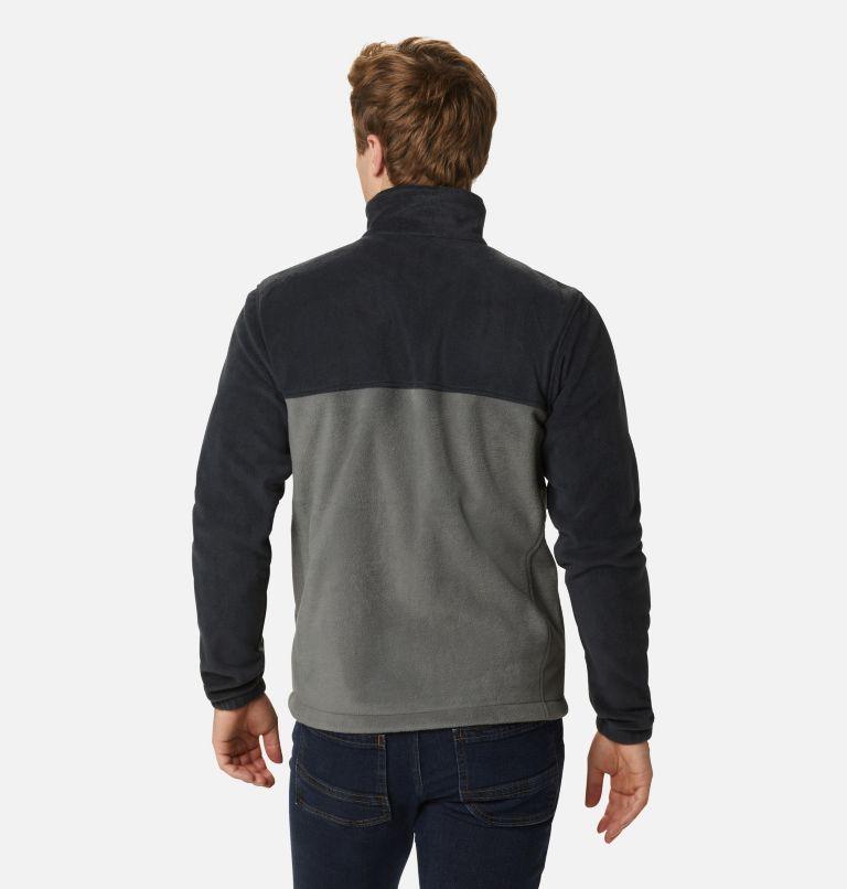 Steens Mountain™ Full Zip 2.0 | 011 | L Men's Steens Mountain™ 2.0 Full Zip Fleece Jacket, Black, Grill, back