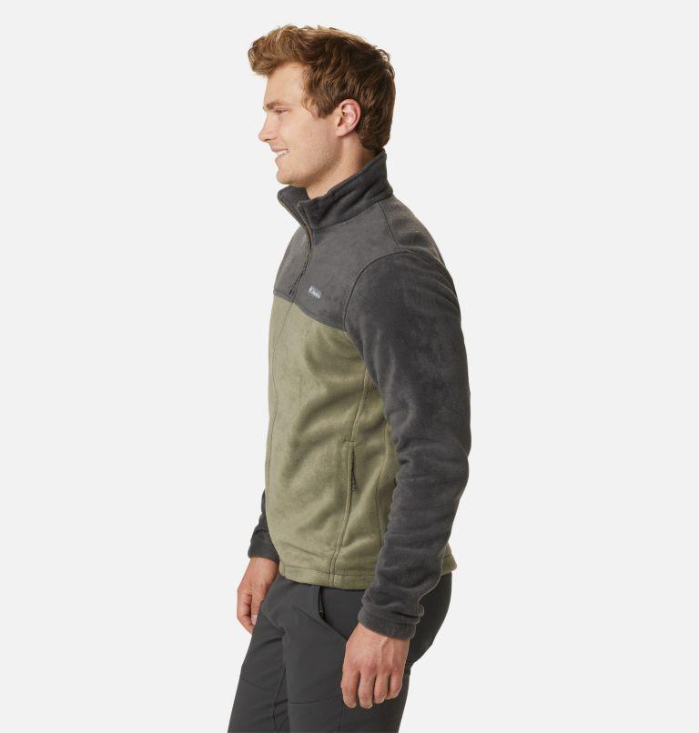 Steens Mountain™ Full Zip 2.0 | 024 | XXL Men's Steens Mountain™ 2.0 Full Zip Fleece Jacket, Shark, Stone Green, a1