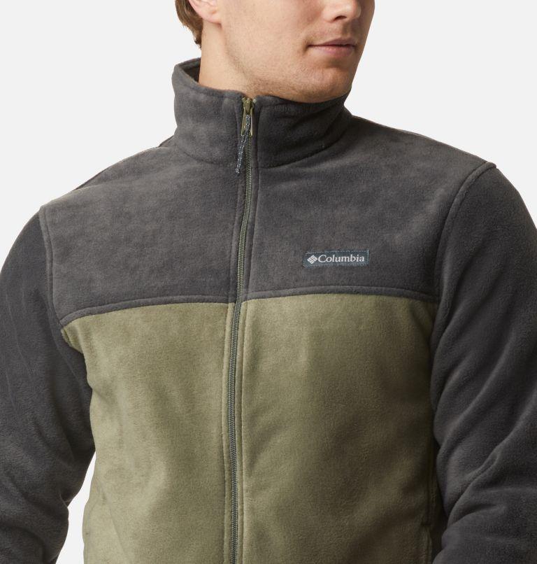 Steens Mountain™ Full Zip 2.0 | 024 | XXL Men's Steens Mountain™ 2.0 Full Zip Fleece Jacket, Shark, Stone Green, a2