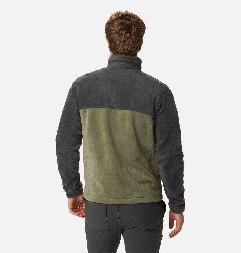 Steens Mountain™ Full Zip 2.0 | 024 | XXL Men's Steens Mountain™ 2.0 Full Zip Fleece Jacket, Shark, Stone Green, back