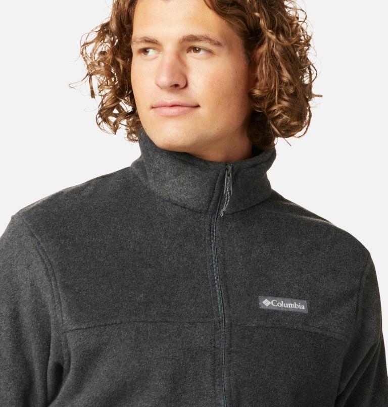Steens Mountain™ Full Zip 2.0   048   S Men's Steens Mountain™ 2.0 Full Zip Fleece Jacket, Charcoal Heather, a2