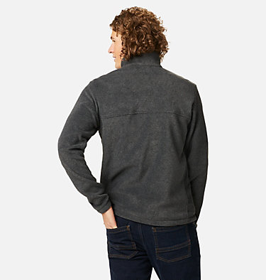 Men's Steens Mountain™ 2.0 Full Zip Fleece Jacket Steens Mountain™ Full Zip 2.0 | 835 | XL, Charcoal Heather, back