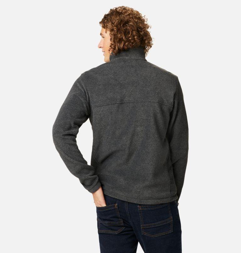 Steens Mountain™ Full Zip 2.0 | 048 | XXL Men's Steens Mountain™ 2.0 Full Zip Fleece Jacket, Charcoal Heather, back