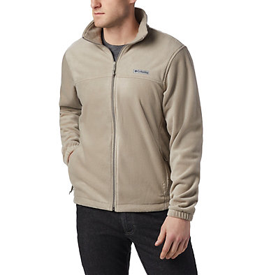 Men's Steens Mountain™ 2.0 Full Zip Fleece Jacket Steens Mountain™ Full Zip 2.0 | 024 | M, Tusk, front