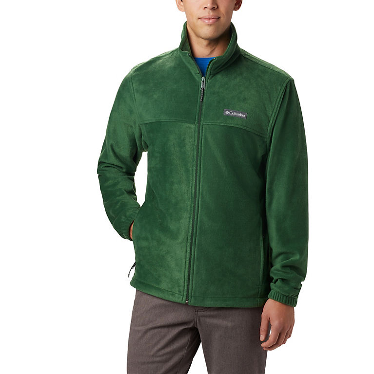 Green Men's Steens Mountain™ 2.0 Full Zip Fleece Jacket, View 0