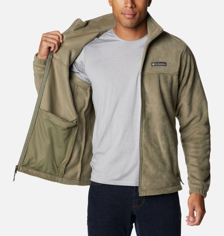 Steens Mountain™ Full Zip 2.0 | 399 | XXL Men's Steens Mountain™ 2.0 Full Zip Fleece Jacket, Stone Green, a3