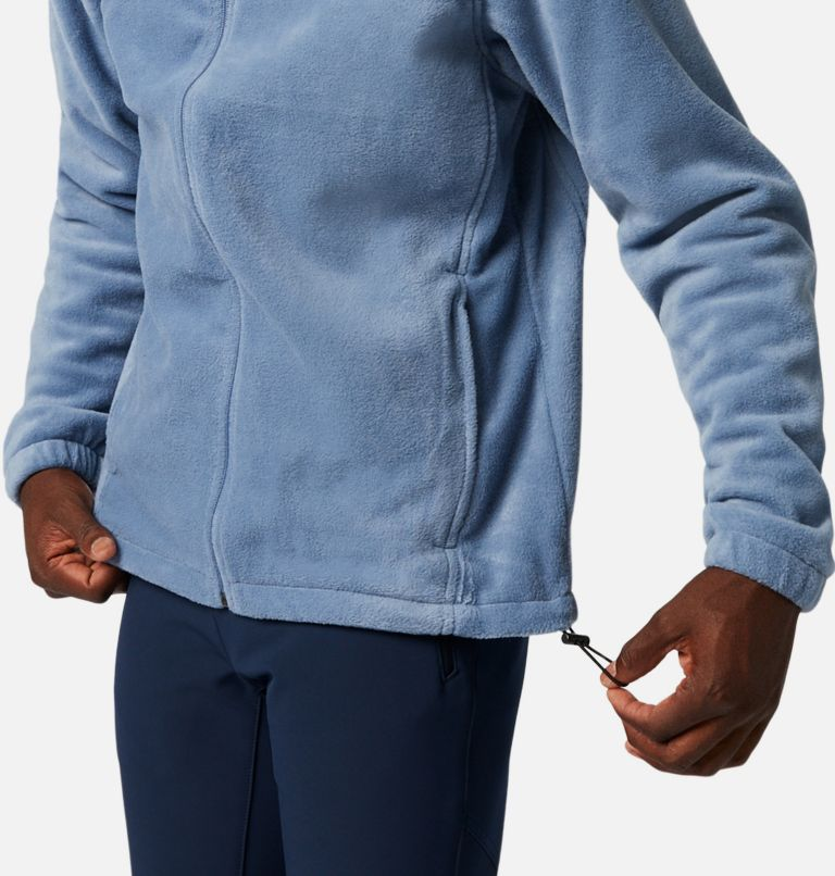 Steens Mountain™ Full Zip 2.0 | 450 | L Men's Steens Mountain™ 2.0 Full Zip Fleece Jacket, Bluestone, a3