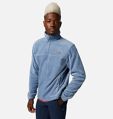 Men's Steens Mountain™ 2.0 Full Zip Fleece Jacket Steens Mountain™ Full Zip 2.0 | 024 | M, Bluestone, front