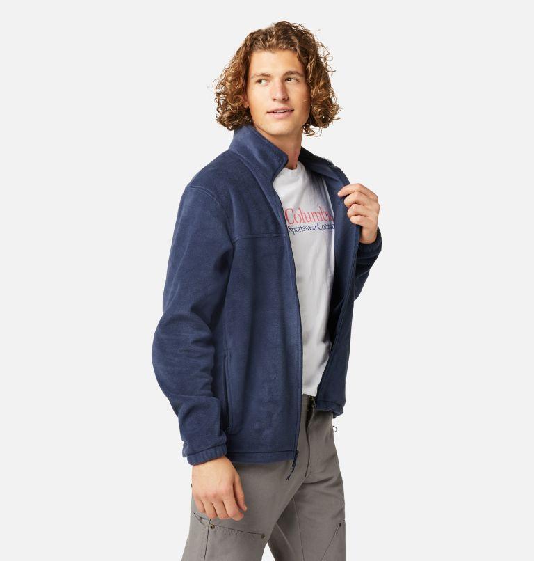 Steens Mountain™ Full Zip 2.0 | 464 | M Men's Steens Mountain™ 2.0 Full Zip Fleece Jacket, Collegiate Navy, a1