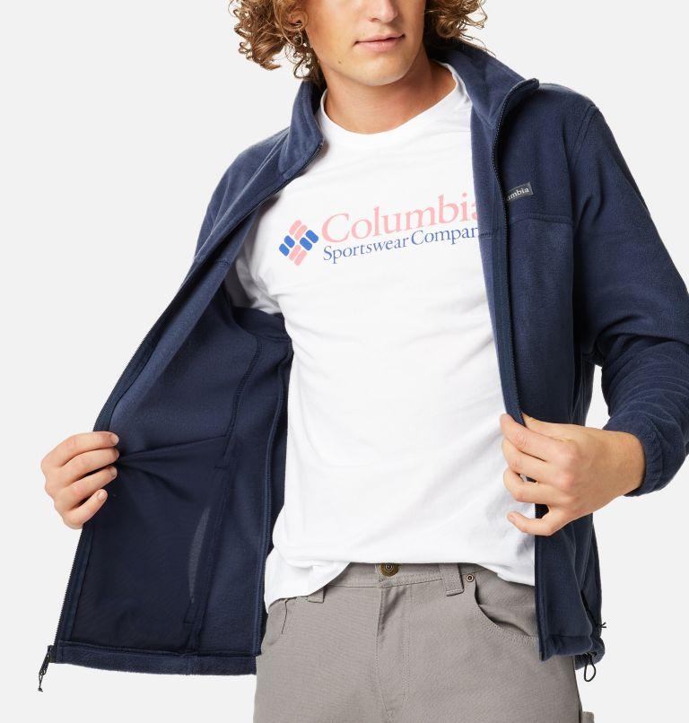 Steens Mountain™ Full Zip 2.0   464   S Men's Steens Mountain™ 2.0 Full Zip Fleece Jacket, Collegiate Navy, a3