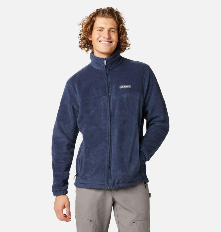 Steens Mountain™ Full Zip 2.0 | 464 | M Men's Steens Mountain™ 2.0 Full Zip Fleece Jacket, Collegiate Navy, a5