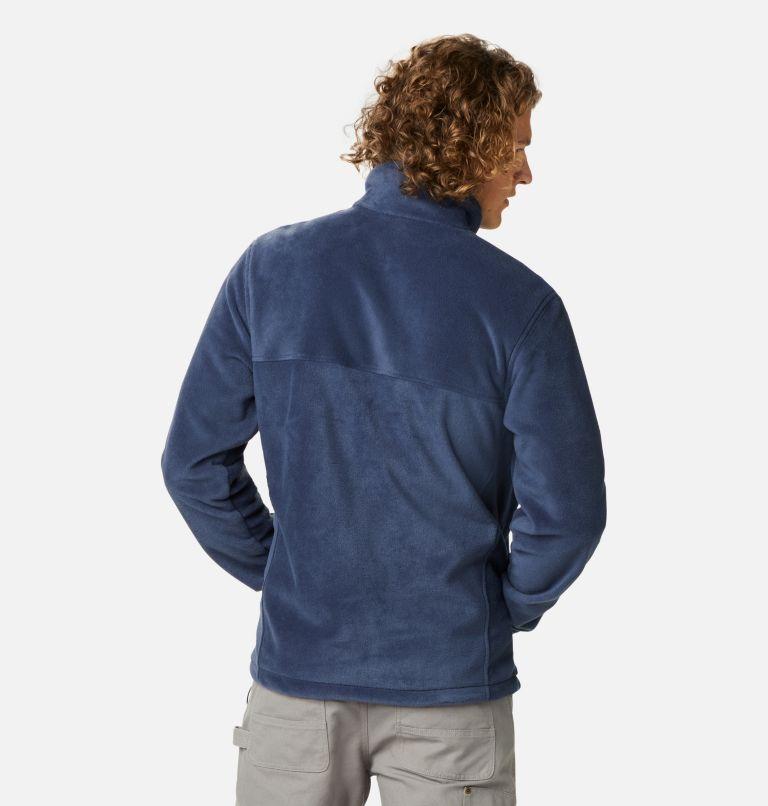 Steens Mountain™ Full Zip 2.0   464   S Men's Steens Mountain™ 2.0 Full Zip Fleece Jacket, Collegiate Navy, back