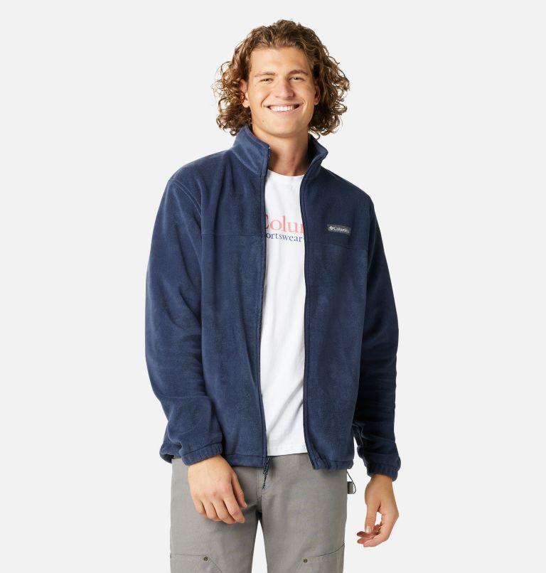 Steens Mountain™ Full Zip 2.0   464   S Men's Steens Mountain™ 2.0 Full Zip Fleece Jacket, Collegiate Navy, front