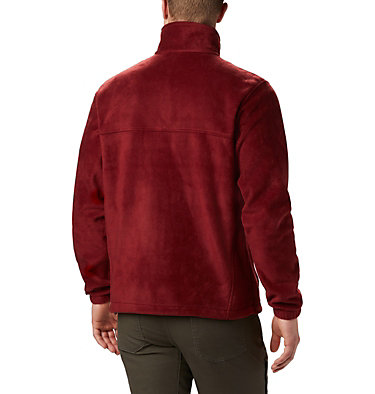 Men's Steens Mountain™ 2.0 Full Zip Fleece Jacket Steens Mountain™ Full Zip 2.0 | 024 | M, Red Jasper, back