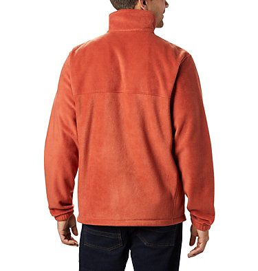Men's Steens Mountain™ 2.0 Full Zip Fleece Jacket Steens Mountain™ Full Zip 2.0 | 835 | L, Carnelian Red, back