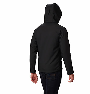 Men's Cascade Ridge™ II Softshell Jacket Cascade Ridge™ II Softshell | 397 | XS, Black, back