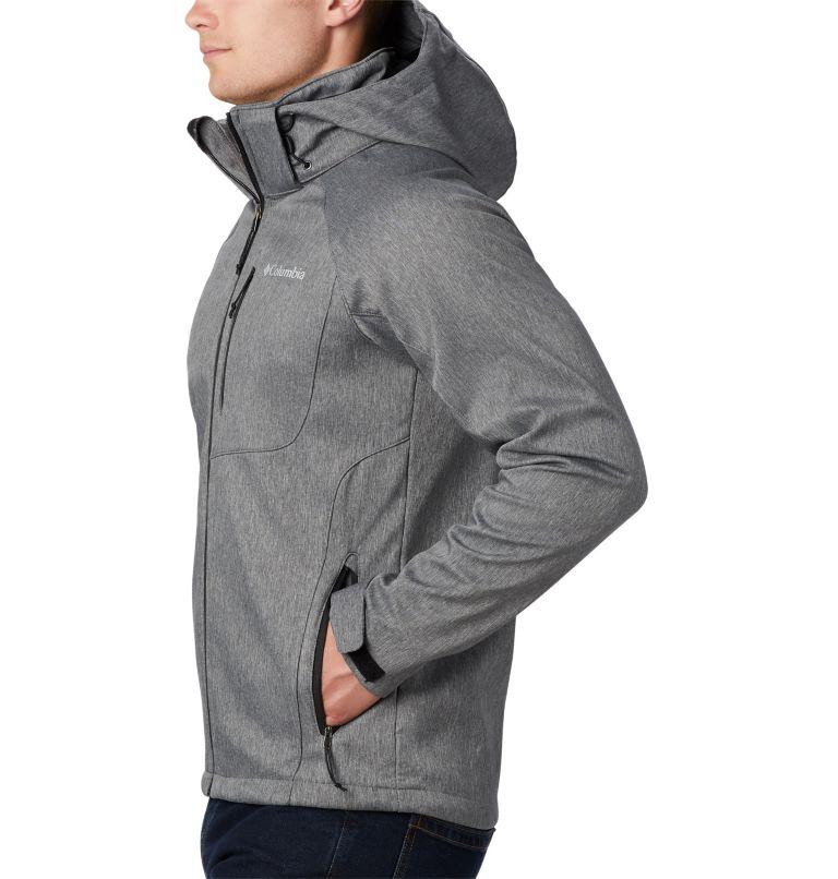 Cascade Ridge™ II Softshell   030   S Men's Cascade Ridge™ II Softshell Jacket, Charcoal Heather, a1
