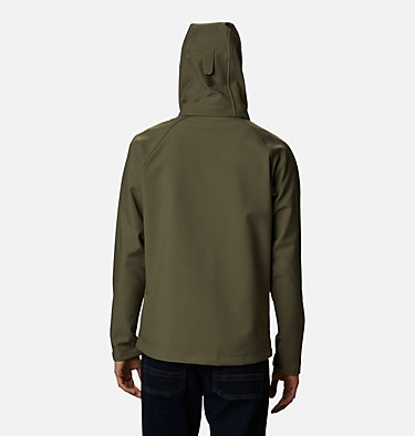Men's Cascade Ridge™ II Softshell Jacket Cascade Ridge™ II Softshell | 397 | XS, Stone Green, back