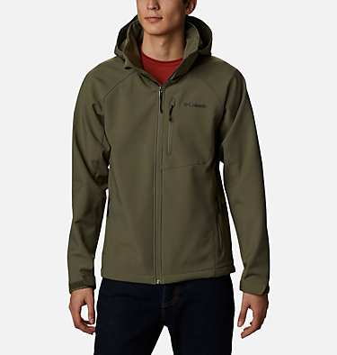 Men's Cascade Ridge™ II Softshell Jacket Cascade Ridge™ II Softshell | 397 | XS, Stone Green, front