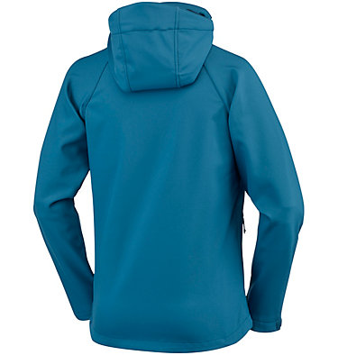 Men's Cascade Ridge™ II Softshell Jacket Cascade Ridge™ II Softshell | 397 | XS, Blue Heron, back