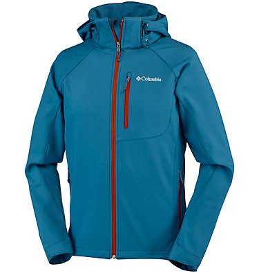 Men's Cascade Ridge™ II Softshell Jacket Cascade Ridge™ II Softshell | 397 | XS, Blue Heron, front