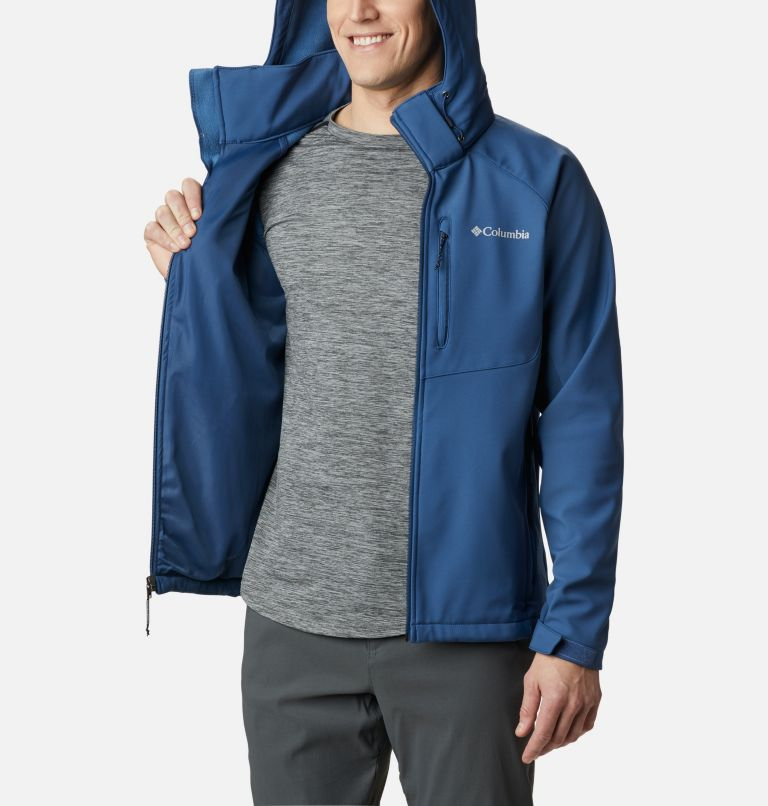 Men's Cascade Ridge™ II Softshell Jacket Men's Cascade Ridge™ II Softshell Jacket, a3
