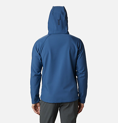 Men's Cascade Ridge™ II Softshell Jacket Cascade Ridge™ II Softshell | 397 | XS, Night Tide, back