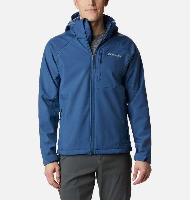 Cascade Ridge™ II Softshell | 453 | XXL Men's Cascade Ridge™ II Softshell Jacket, Night Tide, front