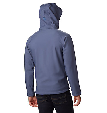 Men's Cascade Ridge™ II Softshell Jacket Cascade Ridge™ II Softshell | 397 | XS, Dark Mountain, back