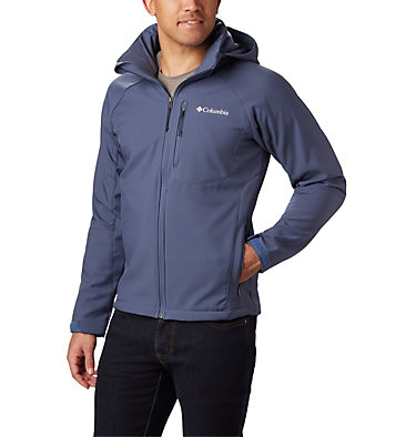Men's Cascade Ridge™ II Softshell Jacket Cascade Ridge™ II Softshell | 397 | XS, Dark Mountain, front