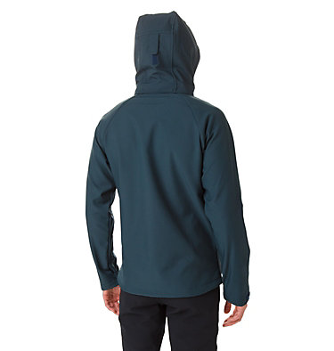 Men's Cascade Ridge™ II Softshell Jacket Cascade Ridge™ II Softshell | 397 | XS, Night Shadow, back