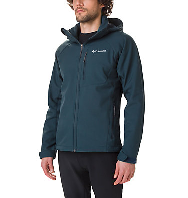Men's Cascade Ridge™ II Softshell Jacket Cascade Ridge™ II Softshell | 397 | XS, Night Shadow, front