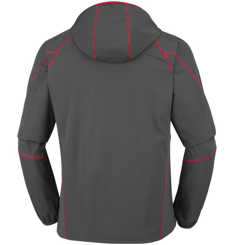 Men's Sweet As™ II Softshell Hoodie Men's Sweet As™ II Softshell Hoodie, back
